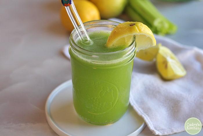 celery juice recipes