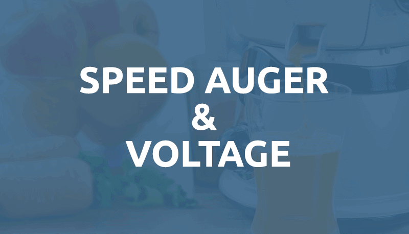speed-auger-voltage
