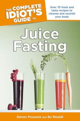 best books on juice fasting & detox